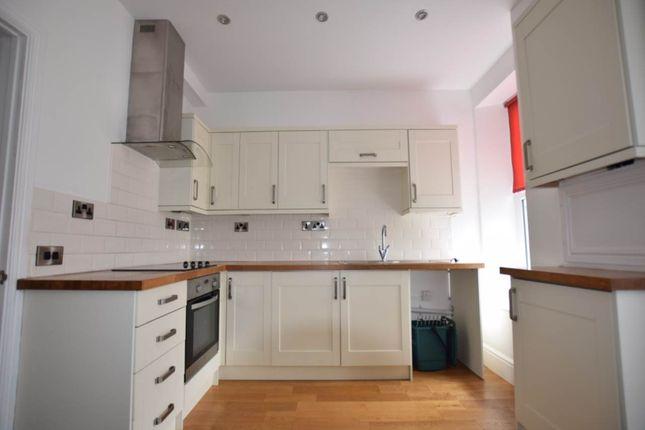 Thumbnail Flat to rent in Flat 2, 40 Portland Road, Aberystwyth