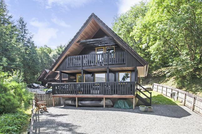 Thumbnail Lodge for sale in The Viking, Loch Tay Highland Lodges, Killin