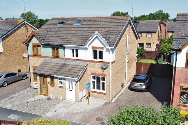 Thumbnail Semi-detached house for sale in Pembroke Close, Barrow-In-Furness