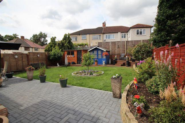 Thumbnail Semi-detached bungalow for sale in Park Grove, Bexleyheath