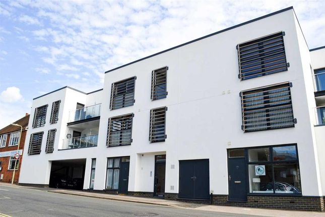 Thumbnail Flat for sale in Church Road, Fleet