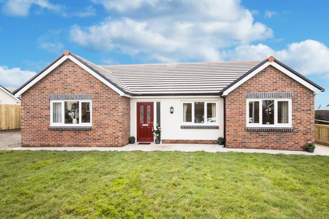 Detached bungalow for sale in Clos Aneurin, Cross Hands, Llanelli