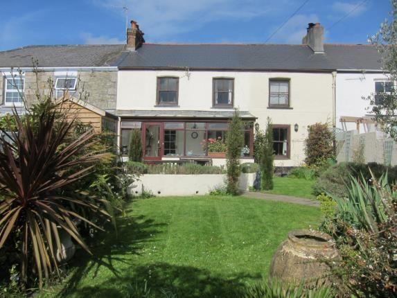 Thumbnail Terraced house for sale in Mylor Bridge, Falmouth, Cornwall