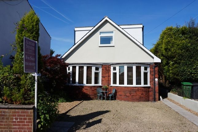 Thumbnail Detached bungalow for sale in Healds Green, Chadderton, Oldham
