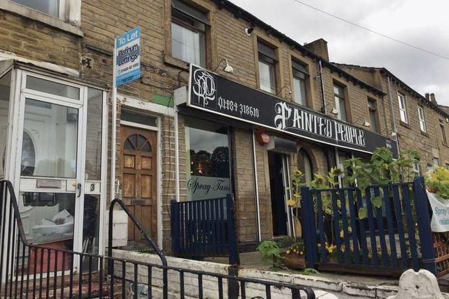 Thumbnail Flat to rent in Brow Road, Paddock, Huddersfield