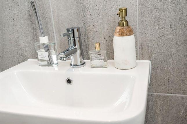 Bathroom of Ann Lane, Tyldesley, Manchester M29
