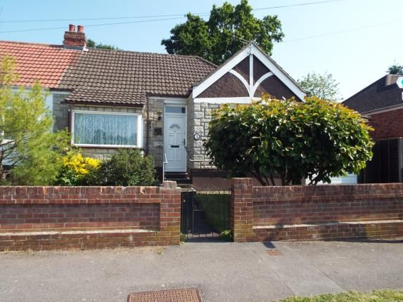 Thumbnail Bungalow for sale in Purbrook, Waterlooville, Hampshire