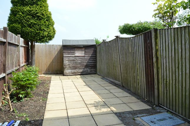 Garden of Godwin Close, West Ewell, Surrey KT19
