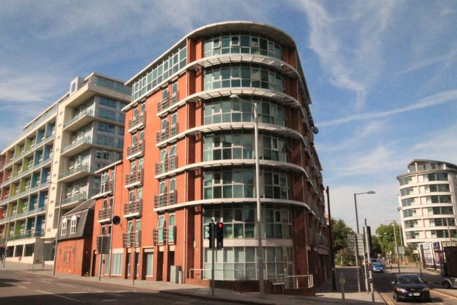 Thumbnail Flat to rent in Beck Street, Nottingham