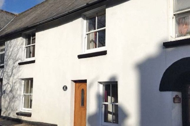 Thumbnail Terraced house for sale in Moor Park, Chagford, Newton Abbot
