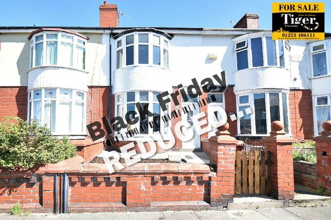 Thumbnail Terraced house for sale in Layton Road, Blackpool
