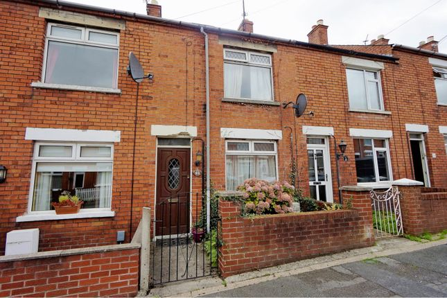Thumbnail Terraced house for sale in Park Drive, Holywood