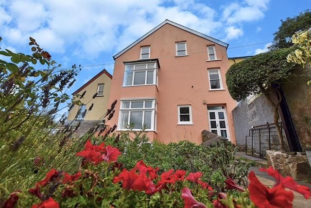 Thumbnail Town house for sale in Goat Street, Haverfordwest