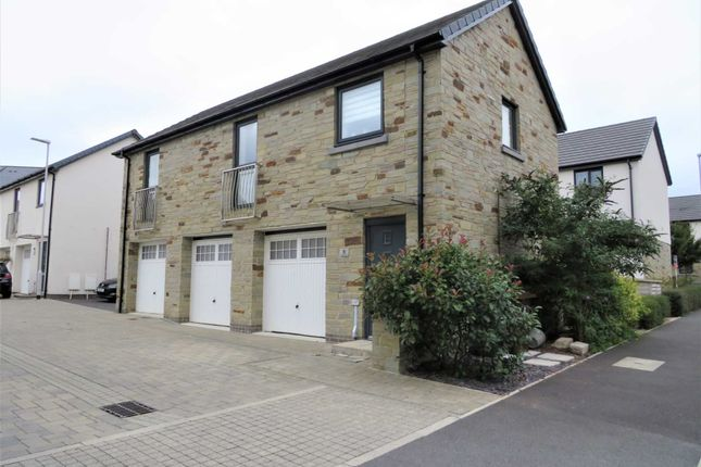 Thumbnail Flat for sale in Whatley Mews, Plymouth