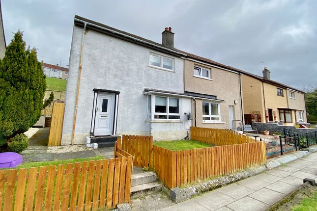 Thumbnail Semi-detached house for sale in Hawthornhill Road, Dumbarton, West Dunbartonshire