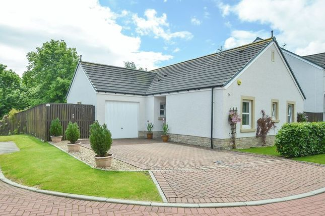 Thumbnail Bungalow for sale in 16 Hoggan Way, Loanhead, Midlothian