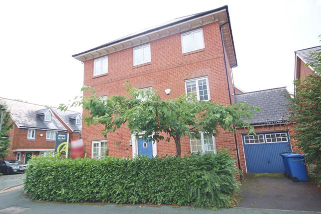 Thumbnail Detached house for sale in Houghton Avenue, Warrington