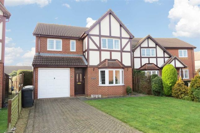 4 bed detached house for sale in Nursery Court, Sleaford