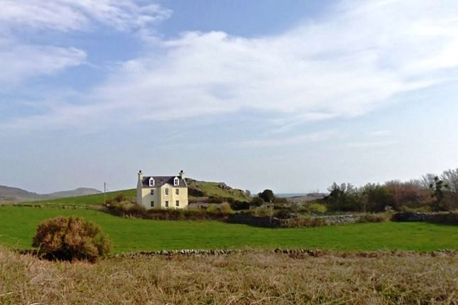 Thumbnail Detached house for sale in Ardminish, Isle Of Gigha