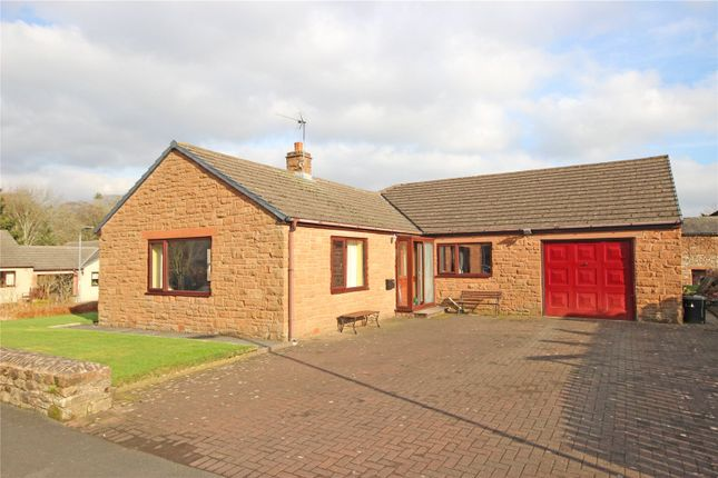 Thumbnail Detached bungalow for sale in 1 The Croft, Warcop, Appleby-In-Westmorland, Cumbria