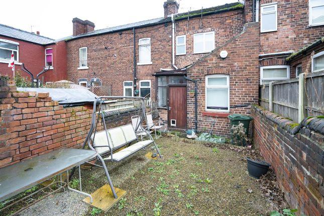 Rear Garden 2 of Goosebutt Street, Parkgate, Rotherham S62