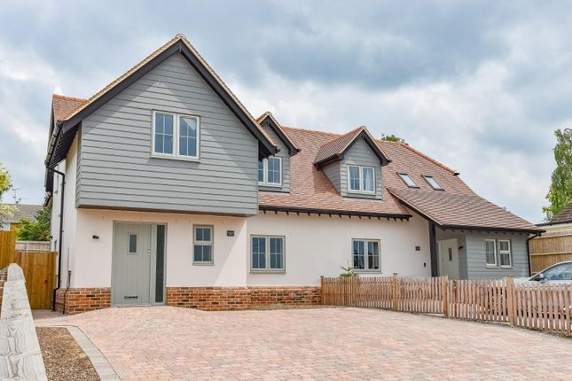 4 bed semi-detached house for sale in The Downs, Stebbing, Dunmow CM6