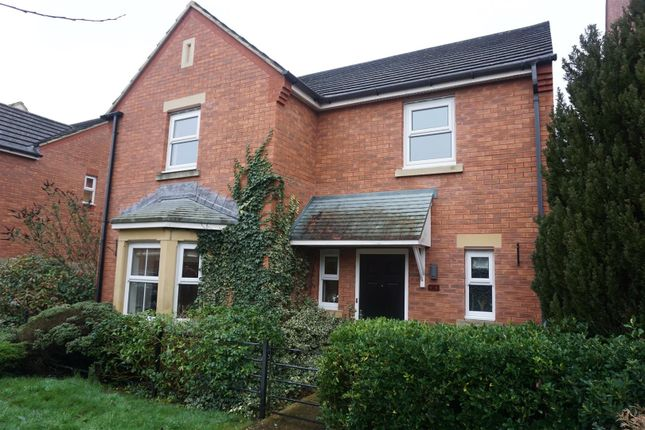 Thumbnail Detached house for sale in Bulrush Place, Staverton, Trowbridge