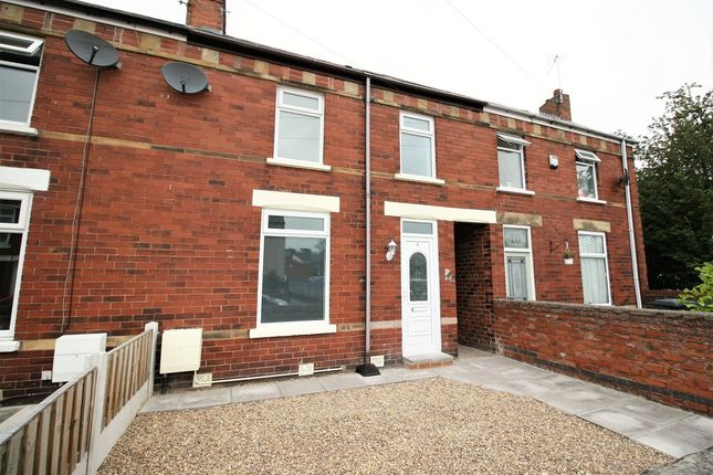 Thumbnail Terraced house for sale in Church Street West, Chesterfield
