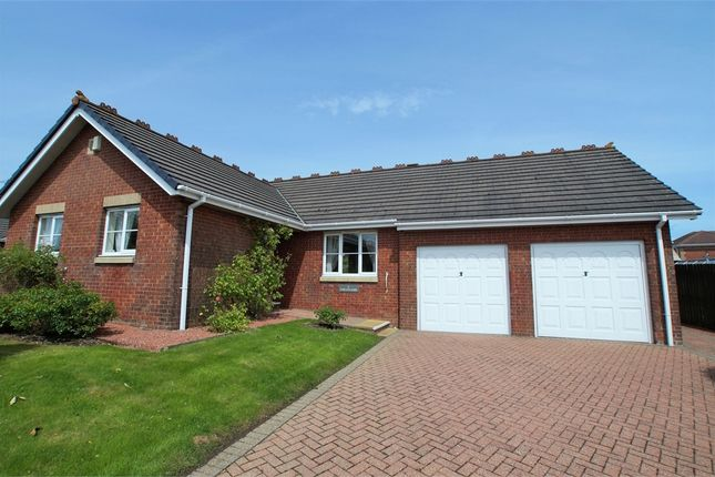 Thumbnail Detached bungalow for sale in Threaplands, Cleator Moor, Cumbria