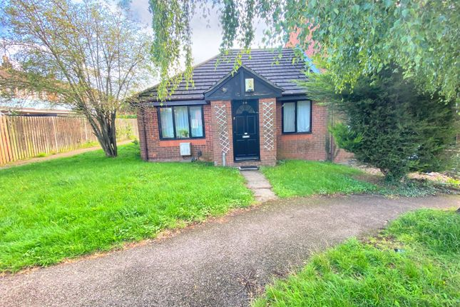 Thumbnail Semi-detached bungalow for sale in Jasmine Road, Kettering