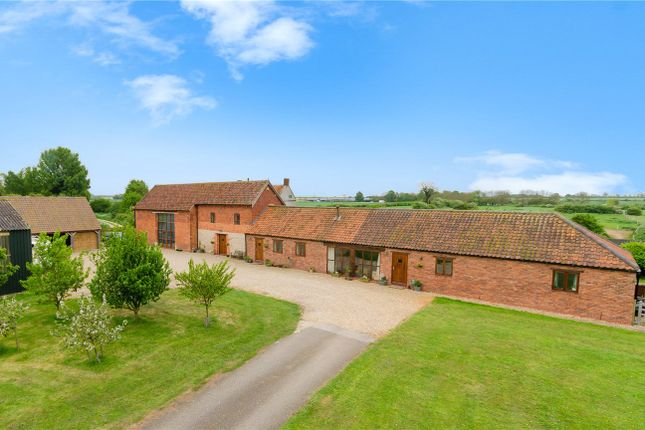 Thumbnail Detached house for sale in Asgarby, Sleaford, Lincolnshire