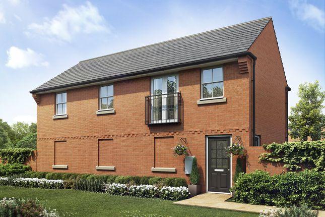 "Thumbnail Flat for sale in ""Stevenson"" at Carters Lane, Kiln Farm, Milton Keynes"