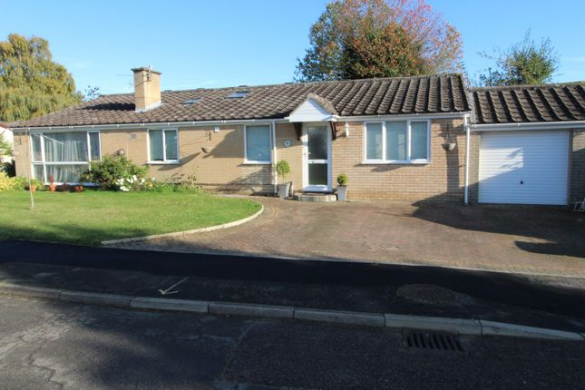 Thumbnail Detached bungalow for sale in Saint Michaels Way, Brundall