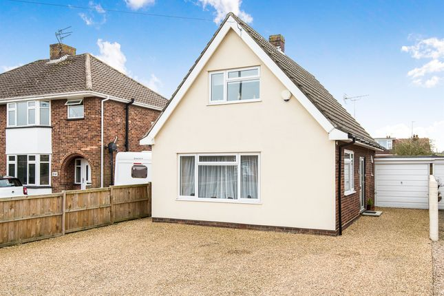 Thumbnail Detached bungalow for sale in Wroxham Road, Sprowston, Norwich