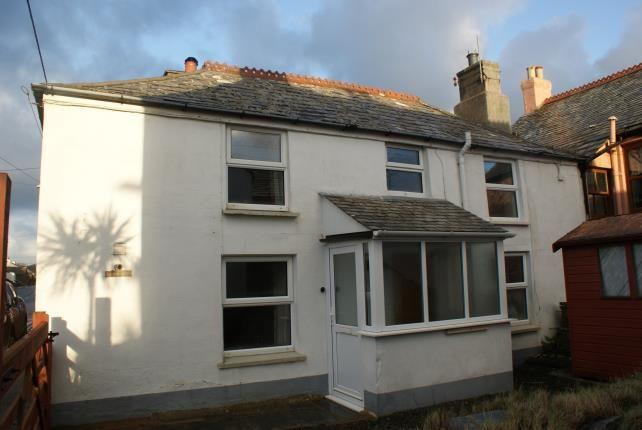 Thumbnail Terraced house for sale in Delabole, Cornwall