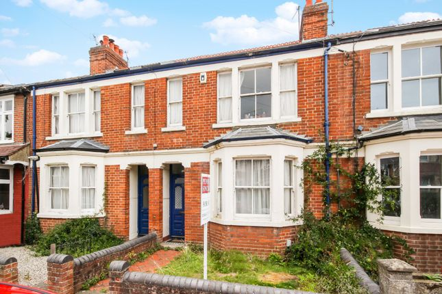 Thumbnail Terraced house for sale in Stratford Street, Iffley Fields
