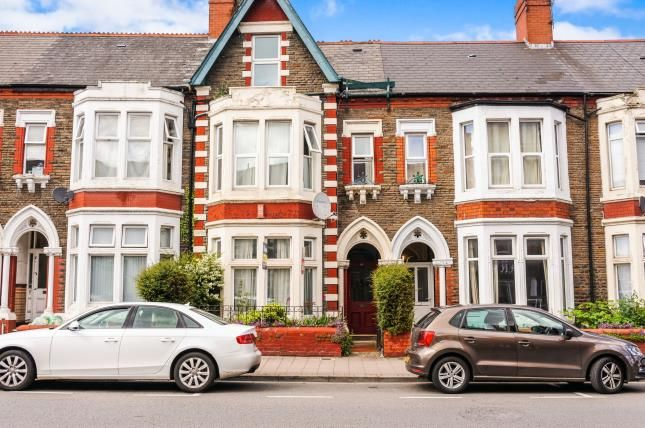 Thumbnail Terraced house for sale in Albany Road, Cardiff, Caerdydd