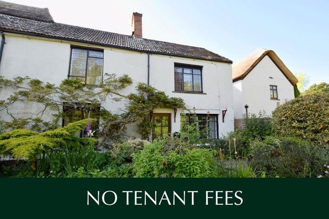Thumbnail Terraced house to rent in Bickleigh, Tiverton