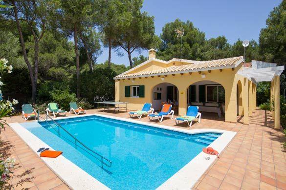 3 bed villa for sale in Son Parc, Mercadal, Es, Menorca, Balearic Islands, Spain