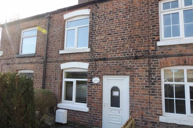 Thumbnail Terraced house to rent in Padden Brook, Romiley, Stockport