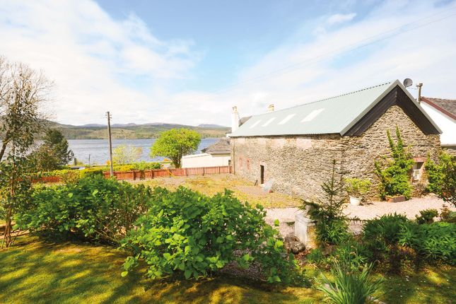 Thumbnail Detached house for sale in Letters Farm, Strathlachlan, Strachur