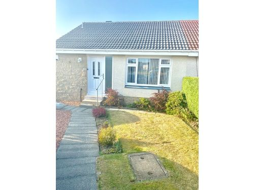 2 bed semi-detached bungalow to rent in Orion Way, Carluke ML8