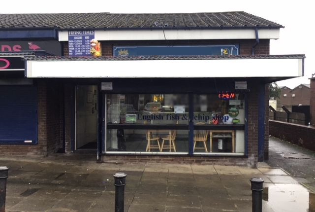 Thumbnail Restaurant/cafe for sale in Coronation Road, Radcliffe