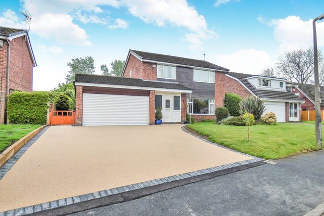 Thumbnail Detached house for sale in The Loont, Winsford