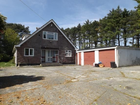 Thumbnail Detached house for sale in High Street, St. Austell, Cornwall