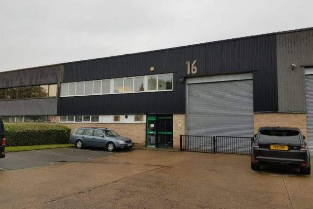 Thumbnail Light industrial for sale in Nottingham South & Wilford Industrial Estate, Nottingham