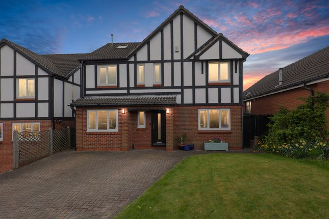 4 bed detached house for sale in Meadow Gate Avenue, Sothall, Sheffield S20