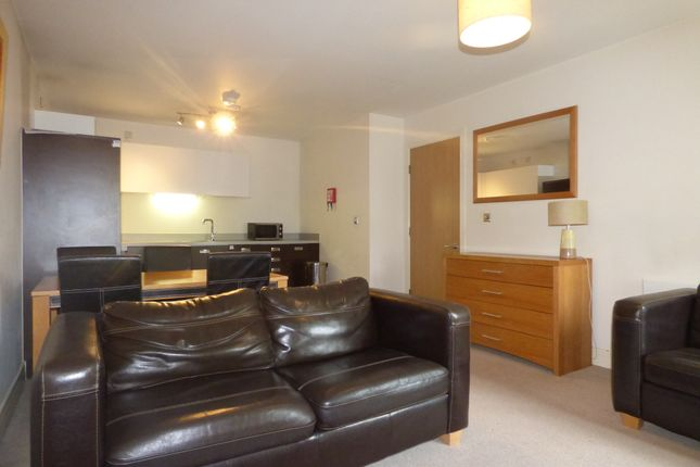 Thumbnail Flat to rent in Upper Marshall Street, Birmingham