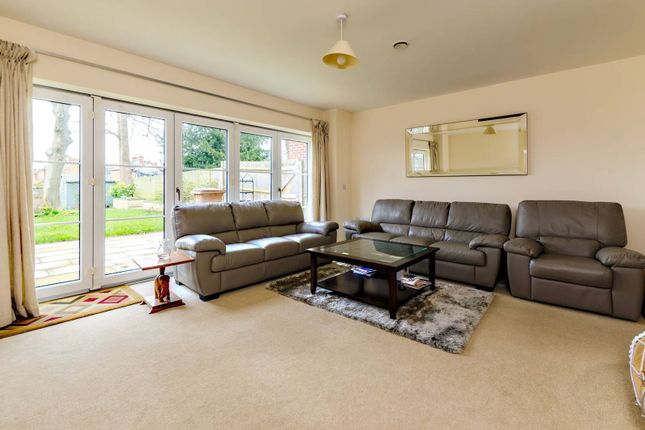 Thumbnail End terrace house to rent in Romans Close, Merrow