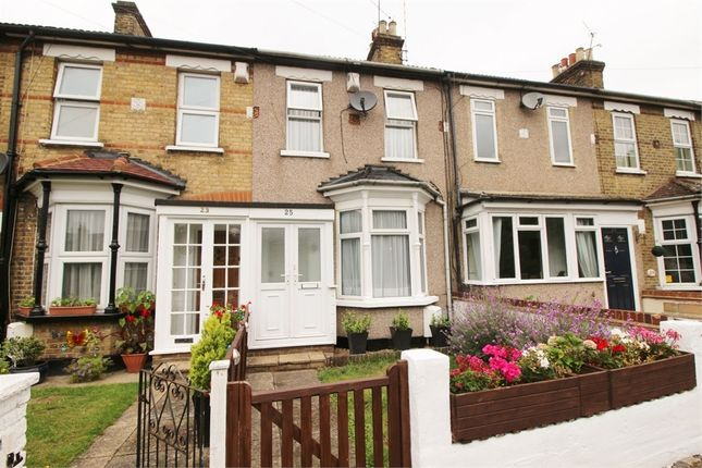 Thumbnail Terraced house for sale in Broomstick Hall Road, Waltham Abbey, Essex